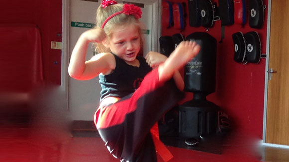 Martial Arts for Children for Ages 6 to 8 Years