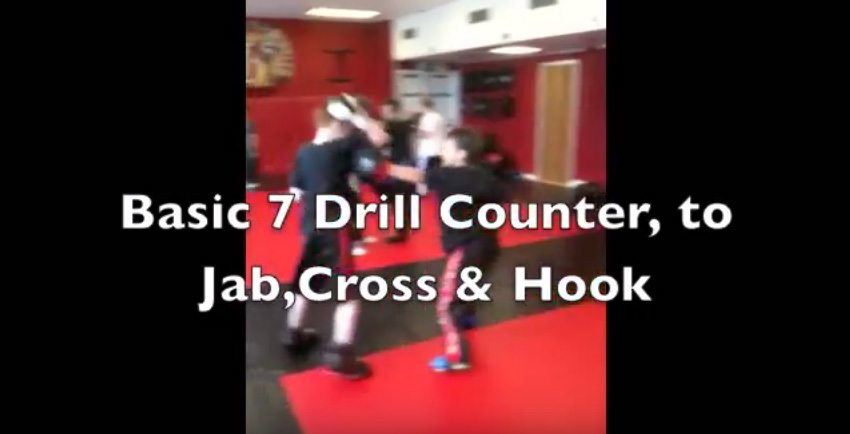 7 Drill Counter Demonstrated
