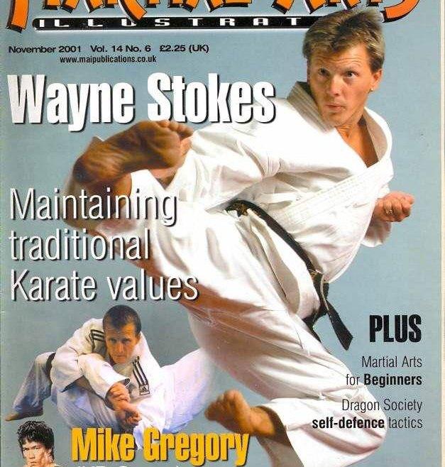 Wayne Stokes – Martial Arts Illustrated