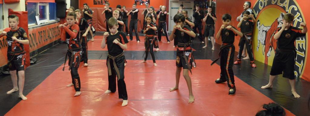 Black Belt Graduation