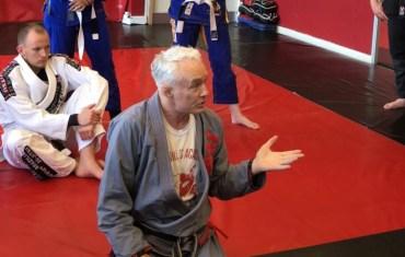 Brazilian Jiu Jitsu At Oldbury With John B Will.