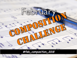 February Composition Challenge: Unlikely Lovers