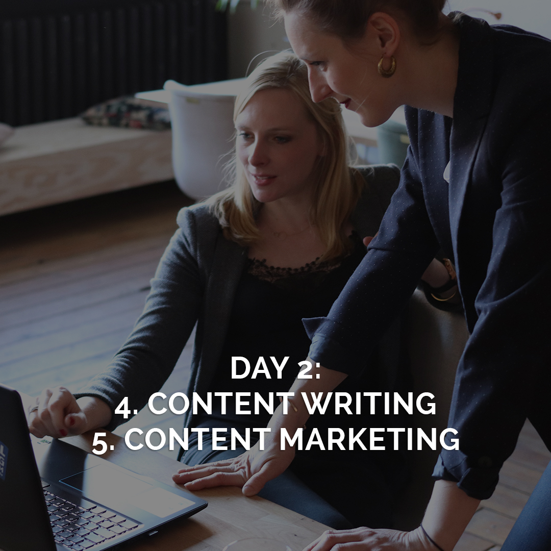 Which digital marketing course should you take to boost your marketing skills, absolutely free of charge? Professional Certificate in Copywriting & Content Writing ...