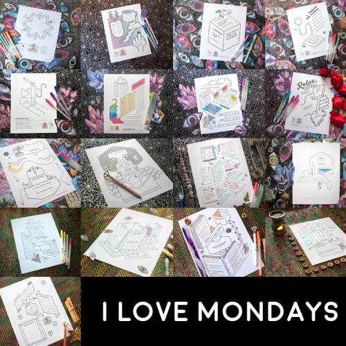 I Love Mondays Bundle (#1-26)