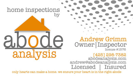 Andrew Grimm - Abode Analysis