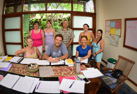 Spanish immersion Costa Rica