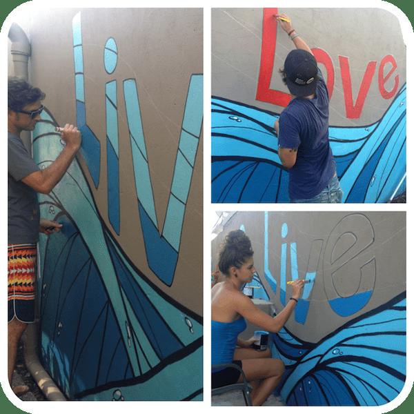 street art Costa Rica