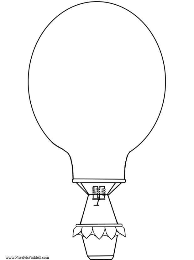 Knutselen Luchtballon Knutselen Voor Kinderen Cat 6918