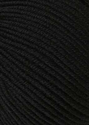 Karabella Yarns (Aurora 8) Black #1148 Yarn