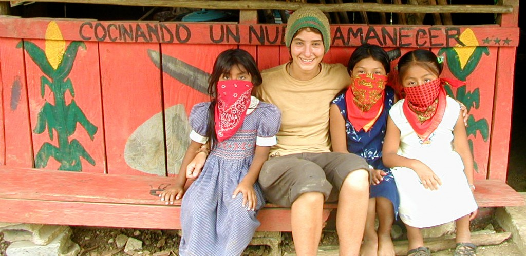 Image result for ZAPATISTA visitors photos