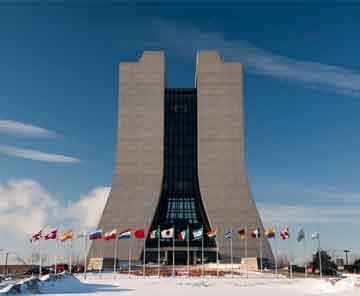 Fermi National Accelerator Lab, from fnal.gov