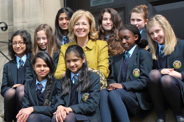 Birmingham School Ratings King Edward VI Handsworth