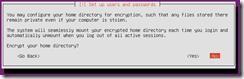 Ubuntu Encrypt