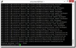 Ubuntu apt-get update