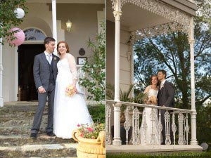 Harriet & Craig High Tea Wedding at Schoone Oordt Swellendam