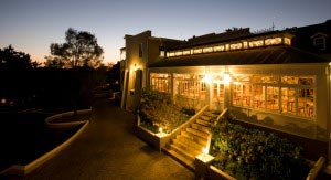 Eighteen53 Conservatory Restaurant at Schoone Oordt, Swellendam