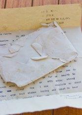 World War 2 letters Swellendam South Africa