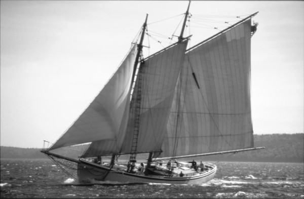 History | Schooner American Eagle