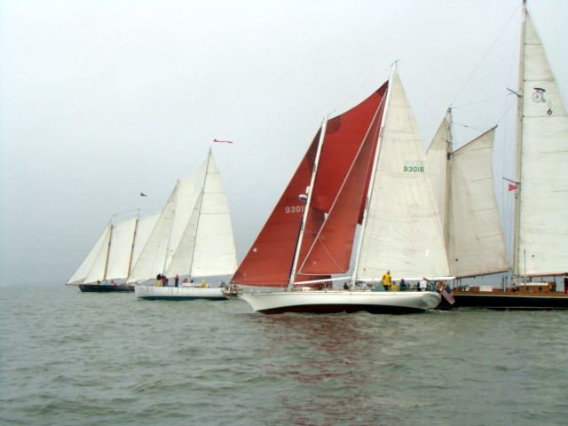 Annapolis Schooner Racing Cruises Aboard The Woodwind Schooners