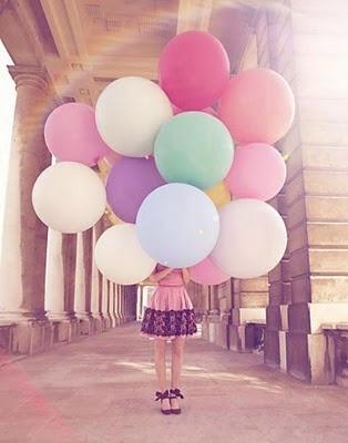 jarig ballonnen ballonnen   Esté Beauté jarig ballonnen