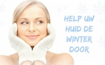Help uw huid de winter door