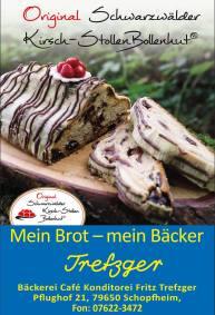 Bäckerei Trefger Kuchen