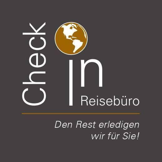 Reisebuero CheckIn Logo
