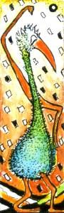 Miniatur 18, Zeichnung:  Petra Elsner