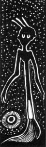 Miniatur 37 Zeichung: Petra Elsner