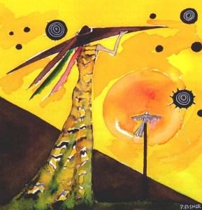 Abschied aus der Träume-Serie von Petra Elsner