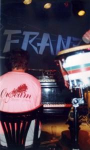 Im Franz-Club Foto: Petra Elsner
