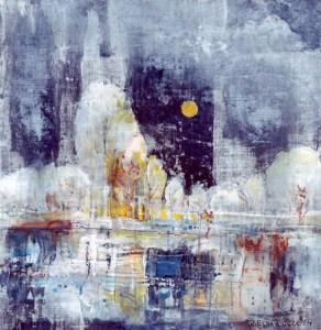 Wasserland 3 von Petra Elsner