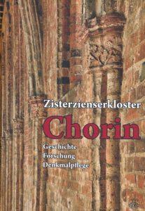 Das Buchcover: Es zitiert die Formsteine, die die Haut des Klosters repräsentieren. Dieses Formsteindekor war für die nachfolgenden Bauten der askanischen Markgrafen bindend.