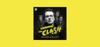 "Podcast Tipp: ""Stay Free – The Story of The Clash"" erzählt von Public Enemys Chuck D"
