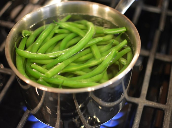 Sautéed Green Beans | Schramm Farms & Orchards