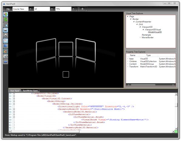 XAMLpadX – a free and powerful editor for XAML ...