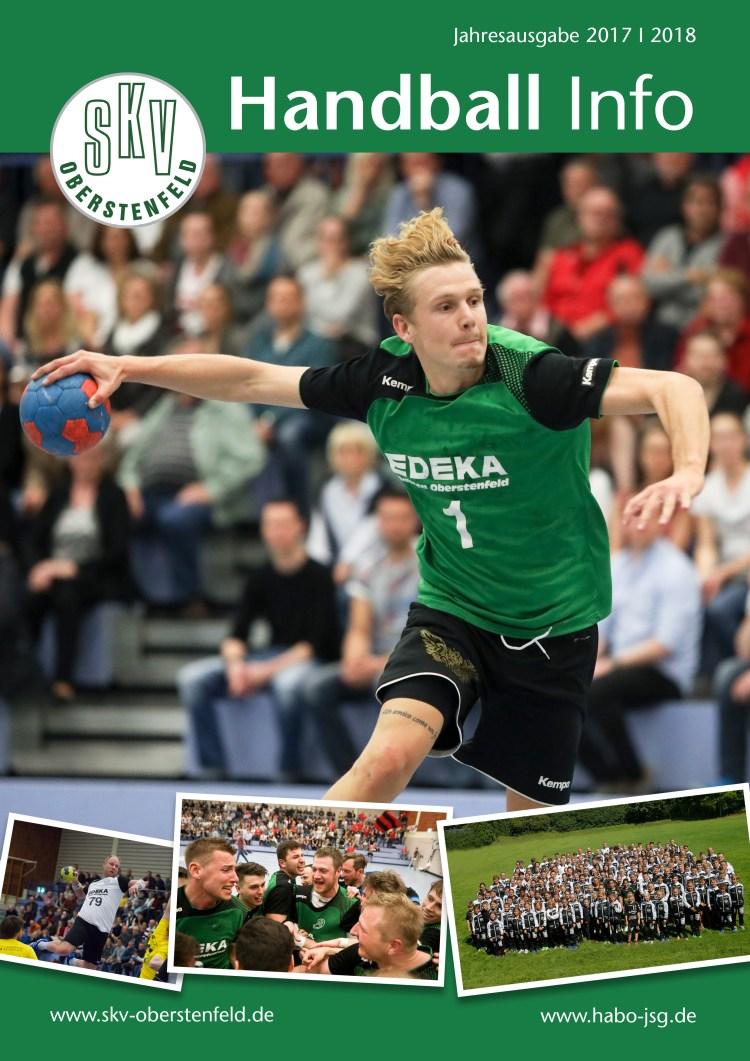 SKV Oberstenfeld Handball-Saisonheft