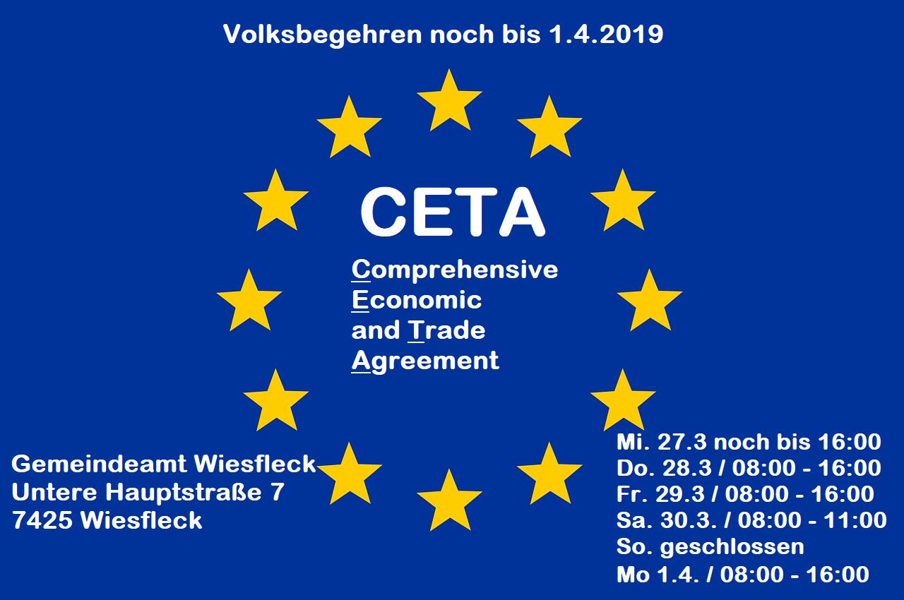 CETA Volksbegehren