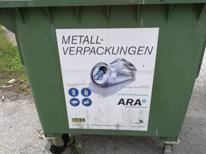 Metallverpackungen