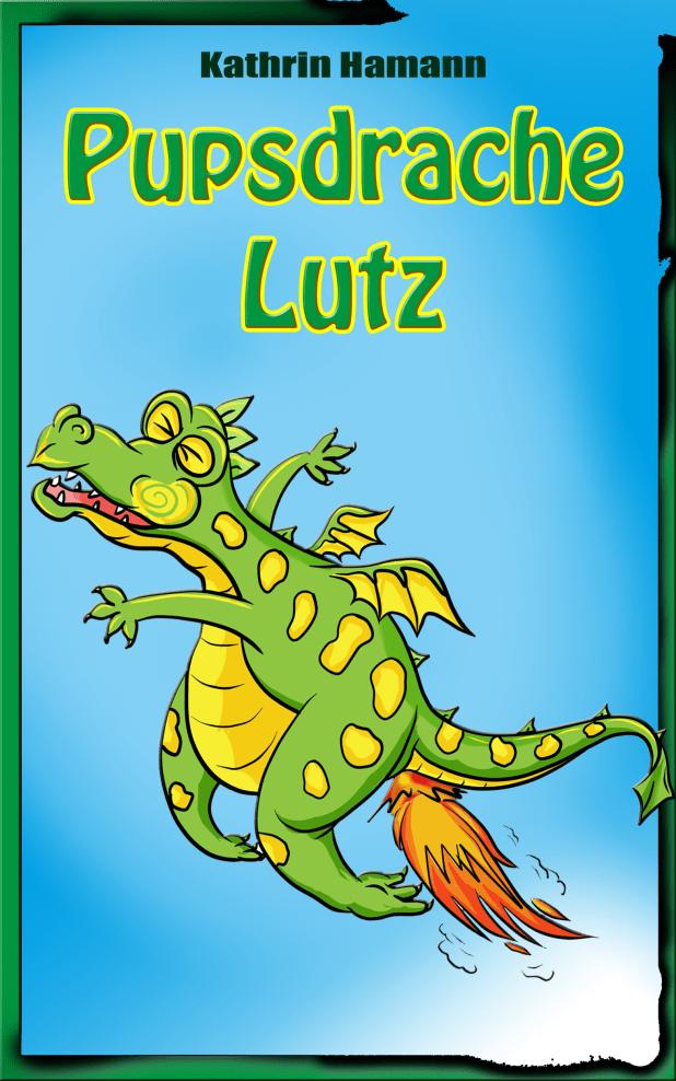 Book Cover: Der Pupsdrache Lutz