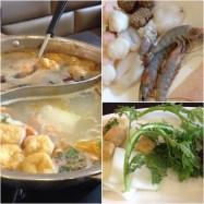 Fisch und allerlei Gemüse machen sich auch super im Hotpot.
