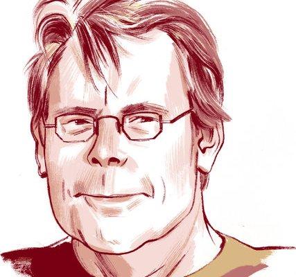 Zeichnung Stephen King