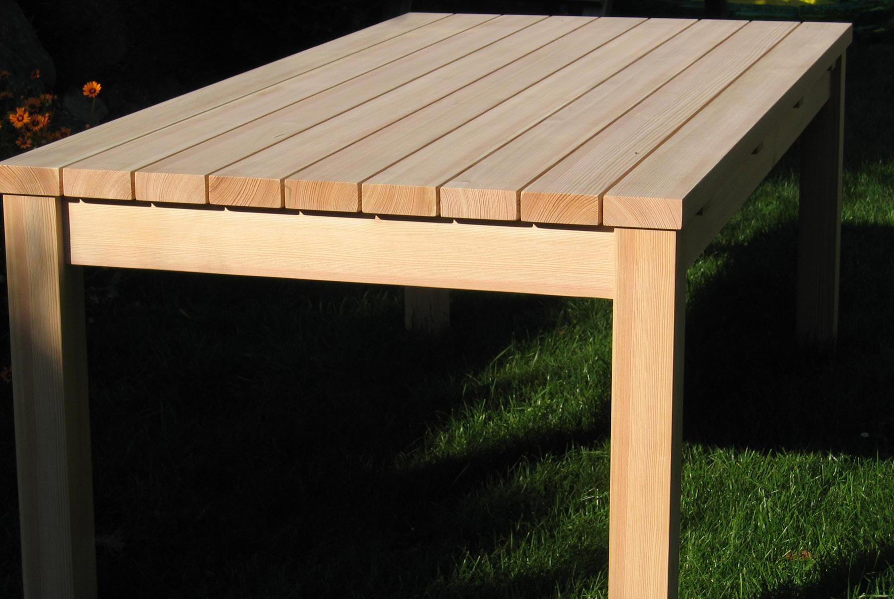 Tische aus Massivholz - Für das Esszimmer, das Büro oder ...