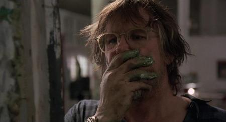 Nick Nolte als Lionel Dobie in Life Lessons (New York Stories, 1989).
