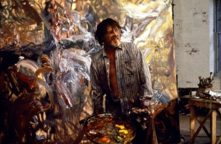 Nick Nolte als Lionel Dobie in Life Lessons (New York Stories, 1989)