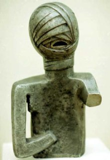 Vadim Sidur sculpture