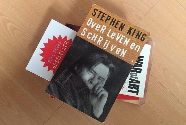 boeken over schrijven