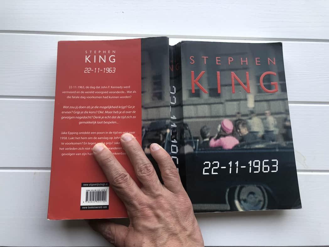 stephen king-boeken