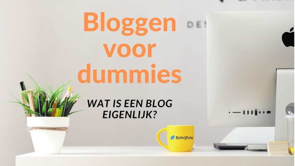 wat is een blog