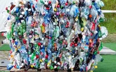 Recyclen op z'n Pools